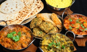 Spice Cove: Indian Dinner for Two or Four at Spice Cove (Up to 55% Off)