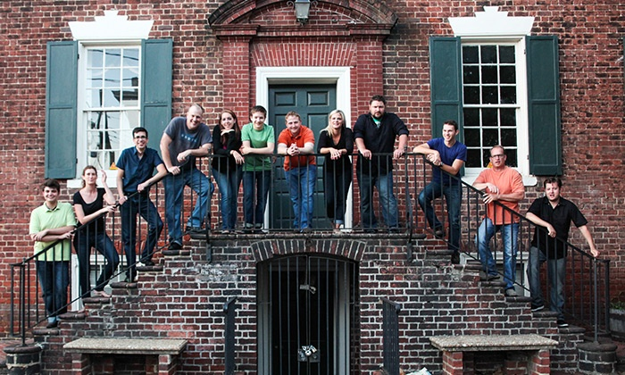 West End Comedy Improv Show - Multiple Locations: West End Comedy Improv Show, May 3–August 23 (Up to 43% Off)