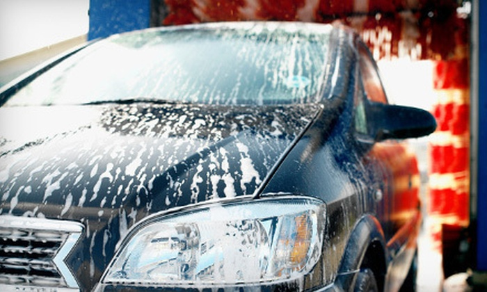 Golden State Car Wash - Live Oaks: $15 for Three Gold Car Washes at Golden State Car Wash in Elk Grove ($30 Value)