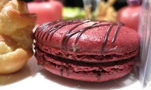 MoRoCo Chocolat: CC$78 for Choice of Tea Service for Two at MoRoCo Chocolat (CC$120 Value)