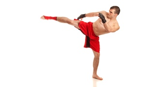 Kick Fighter Martial Art: C$34 for C$75 Worth of Services at Kick Fighter Martial Art
