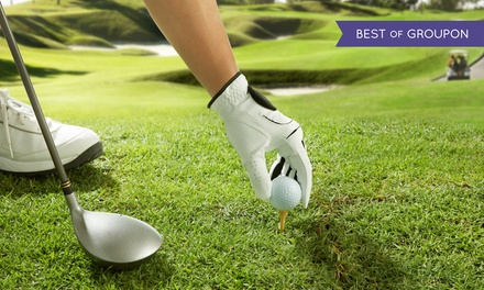 18-Hole Round of Golf with Cart Rental for Two or Four at Summerland Golf and Country Club (Up to 40% Off)