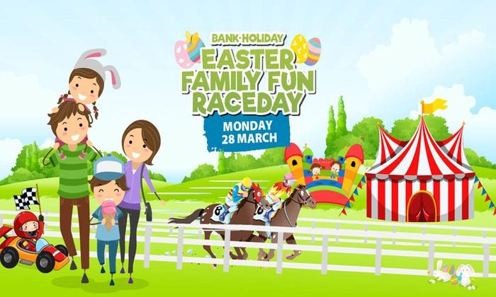 Easter family fun raceday chepstow racecourse groupon chepstow racecourse chepstow racecourse easter family fun raceday at chepstow racecourse 28 march negle Choice Image