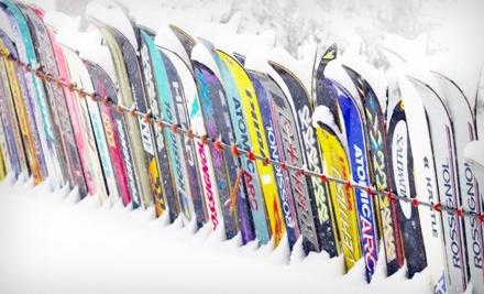 Edge and Wax Ski or Snowboard Tune-Up (a $25 value) - Willi's Ski & Snowboard Shop Fairfax in Fairfax