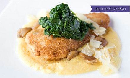 Up to 41% Off Italian at Lucca Ristorante and Wine Bar