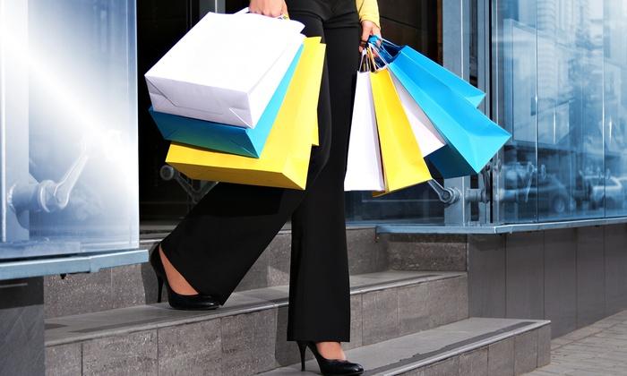 Anu Style Agency - Cincinnati: Personal Shopping, Closet Makeover, or Closet Makeover with Personal Shopping from Anu Style Agency (Up to 53% Off)