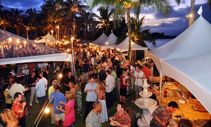 4th Annual Miami Taste of Brickell Food and Wine Festival - The First Presbyterian Church of Miami: One or Two VIP Passes to Taste of Brickell Food and Wine Festival at First Presbyterian Church of Miami (Up to 50% Off)