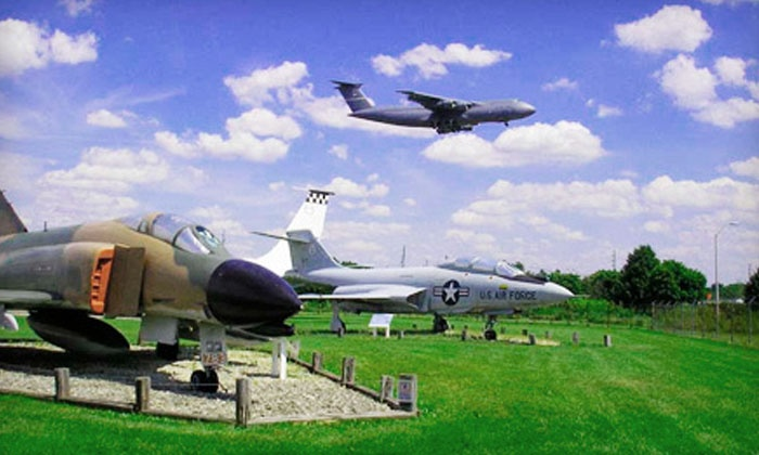 Grissom Air Museum - Grissom AFB: Admission for Two, Four, or Eight to Grissom Air Museum (Up to 61% Off)