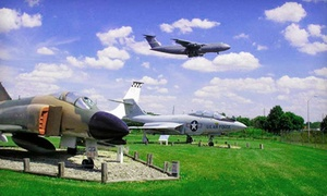 Grissom Air Museum: Admission for Two, Four, or Eight to Grissom Air Museum (Up to 68% Off)