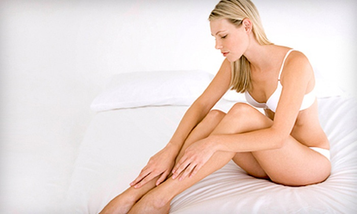 Skintology Skin and Laser Center - Multiple Locations: 3 or 6 Laser Hair Removal Treatments on Small, Medium, or Large Area at Skintology Skin and Laser Center (Up to 85% Off)