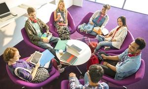 Centrum Edukacyjne Axon System: Semestralny kurs wybranego języka obcego za 399,99 zł i więcej opcji w Centrum Edukacyjnym Axon System
