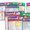 Laminated Study Guide Bundles for Grades 1–5