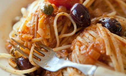 Italian Dinner for Two or Four at Ciro & Sal's (50% Off)