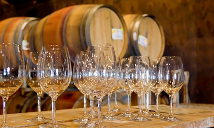Up to 53% Off Wine Tour at Trail Estate Winery