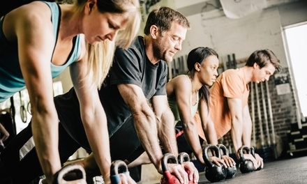 Three 45Minute Strength and Conditioning Classes from Crossfit Highgear (75% Off)
