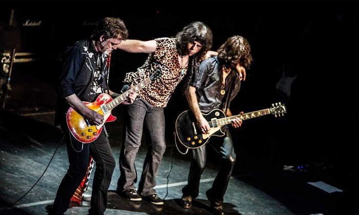 Draw The Line - A Tribute to Aerosmith - House of Blues Myrtle Beach: Draw The Line: The Endorsed Aerosmith Tribute Show at House of Blues Myrtle Beach on June 5 (Up to 50% Off)