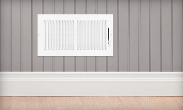 Baton Rouge Quality Air - New Orleans: $49 for Whole-House Air-Duct Cleaning with option of Dryer-Vent Cleaning or Furnace or AC-Unit Checkup ($249 Value)