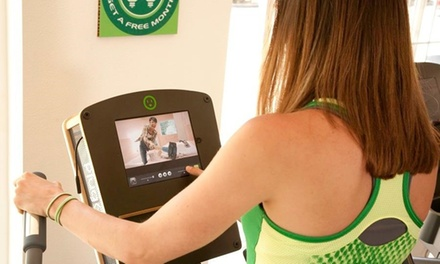 Up to 90% Off Gym Memberships at EcoPower Fitness