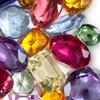 2.00 CTTW Genuine Gemstone Mystery Earring Deal in Sterling Silver