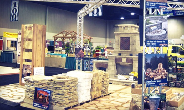 23rd Annual Fort Worth Home & Garden Show - Fort Worth: 23rd Annual Fort Worth Home & Garden Show Entry for Two or Four at Fort Worth Convention Center (Up to Half Off)