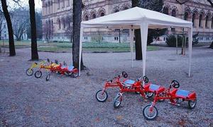 IL GRILLO: 10 o 20 corse con alternative byki al parco Palestro in Porta Venezia (sconto fino a 73%)