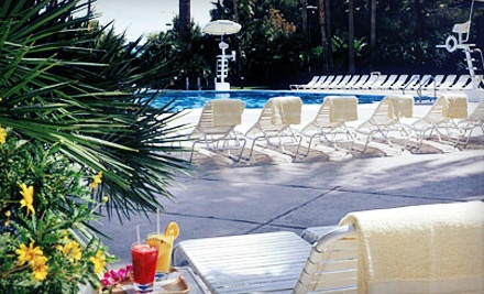 Pool and Cocktail Package (a $34 value) - Blu Pool at Bally's Las Vegas in Las Vegas