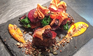 The Grapevine: Three-Course Meal For Two for £19 at The Grapevine (44% Off)