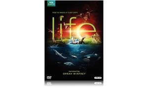 BBC Life DVD Set Narrated by Oprah Winfrey (4-Disc)