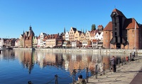 Gdańsk: 3-10 dni dla 2, 3 lub 4 osób ze śniadaniami i obiadokolacjami w Ośrodku Gdańsk Stogi