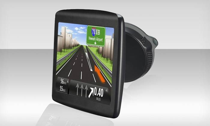 "TomTom VIA 1405M 4.3"" GPS with Lifetime Updates: $69.99 for a TomTom VIA 1405M 4.3"" GPS (Manufacturer Refurbished) ($139.95 List Price). Free Returns."