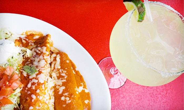 3 Margaritas - 3 Margaritas: $14 for Margaritas and One Appetizer for Two at 3 Margaritas in Fenton (Up to $28.99 Value)