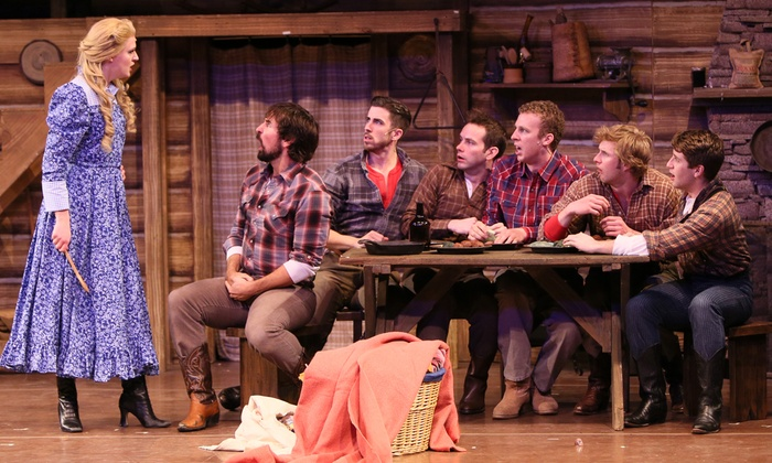 "Seven Brides for Seven Brothers - Lakeland Center: ""Seven Brides for Seven Brothers"" at Lakeland Center on March 19 at 7:30 p.m. (Up to 50% Off)"