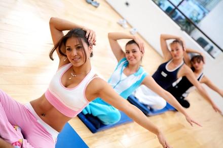 Two 60Minute Vinyasa Yoga Classes from Yoga Pitt Inc. (65% Off)