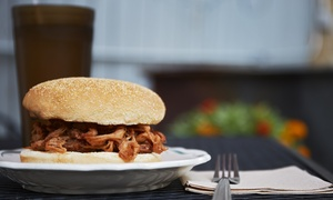 Benny's BBQ: Barbecue Dinner at Benny's BBQ (Up to 40% Off). Three Options Available.