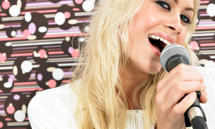 Chayil Entertainment - Studio City: Two or Four Voice Lessons from Chayil Entertainment (Up to 75% Off)