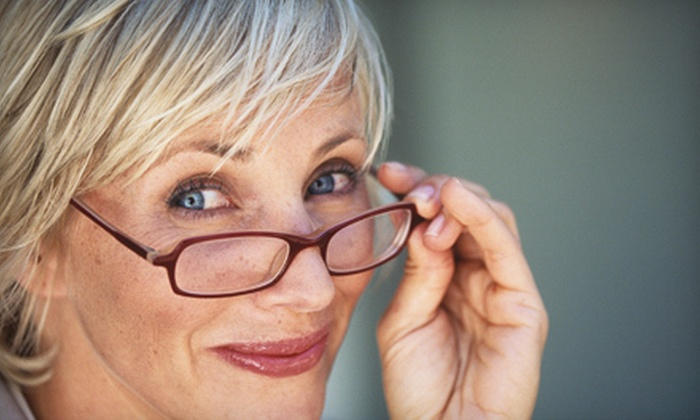 Eye Styles For Lifestyles - Multiple Locations: $69 for Eye Exam and Complete Pair of Glasses at Eye Styles For Lifestyles (Up to $188 Value)