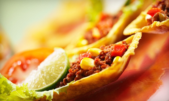 Mancuso's Hola - Great Uptown: Latin American Food at Mancuso's Hola (Half Off). Two Options Available.