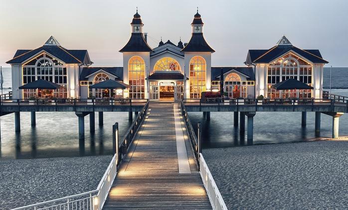 Glowe auf Rügen: 3 bis 5 Tage für Zwei inkl. Frühstück und Parkplatz im Hotel Meeresblick