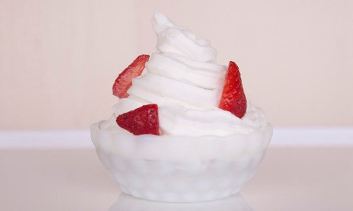 Verry Berry - Bradenton: Frozen Yogurt at Verry Berry (Half Off). Two Options Available.