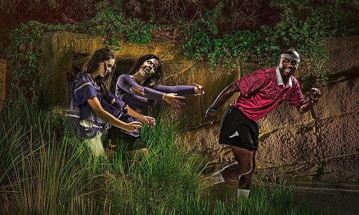 The Running Dead - Reno - Rancho San Rafael Park: $20 for One Entry to The Running Dead 5K Race on Saturday, October 17 ($40 Value)