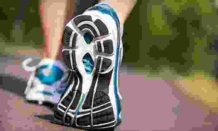 The Athlete's Foot - Eagle: $32 for $60 Worth of In-Stock Athletic Shoes at The Athlete's Foot - Boise