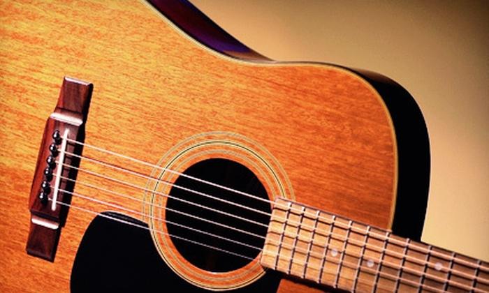 Encore Music - Mount Pleasant: $49 for Four Half-Hour Lessons at Encore Music ($120 Value)