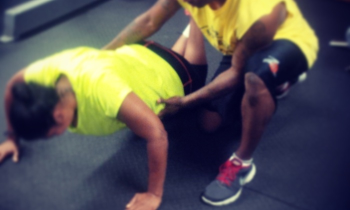 #TeamTibbs Fitness - Lakeview: Five Fitness and Conditioning Classes at #TeamTibbs Fitness (70% Off)