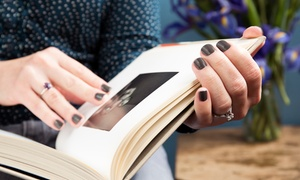 Alpha Nail: Adult and Child Mani-Pedi, Two Gel Manicures, or Gel Manicure and Basic Pedicure at Alpha Nail (Up to 62% Off)