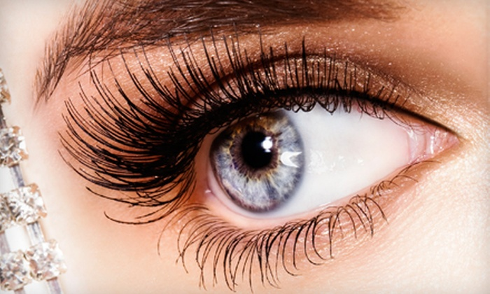 Lash Me Out - Woodlake - Briar Meadow: Full Set of Lash Extensions with Aftercare Kit and Optional Refill at Lash Me Out (Up to 57% Off)