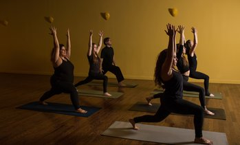 64% Off Unlimited Yoga Classes at Yoga Shelter