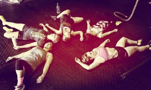 CrossFit Augusta: One Month of Unlimited CrossFit Classes from CrossFit Augusta (67% Off)