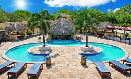 4- or 5-Night Stay for Up to Four with Optional All-Inclusive Package at Surf Ranch Hotel & Resort in Nicaragua