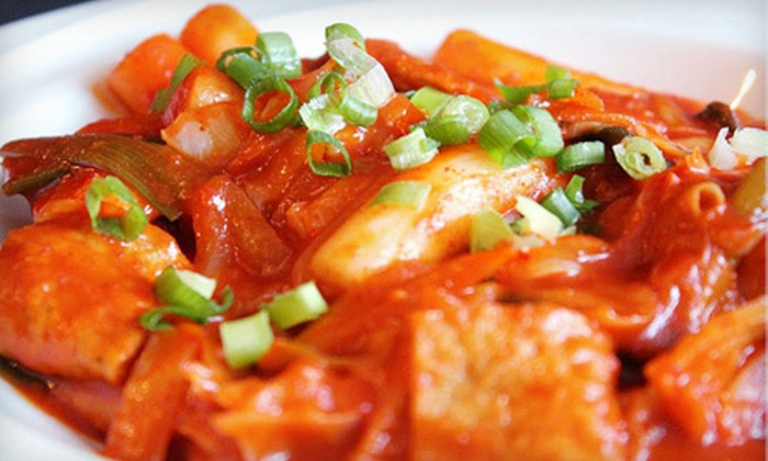 Ever Afters - Ottawa: Asian Fusion Cuisine and Tea Drinks for Two or Four at Ever Afters (Up to 52% Off)