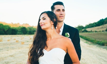 Two-Hour Portrait Shoot or Four-Hour Wedding Shoot from Andriya Cadavillo Photography (Up to 55% Off)